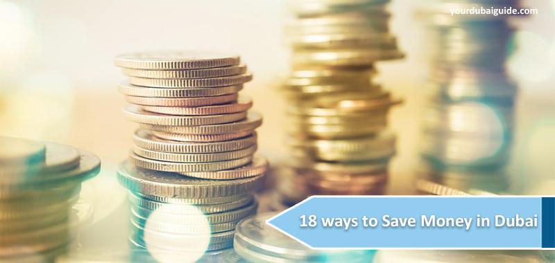 18 ways to Save Money in Dubai