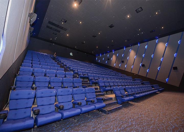 Al Quoz Twin Cinemas Al Quoz Mall, Dubai