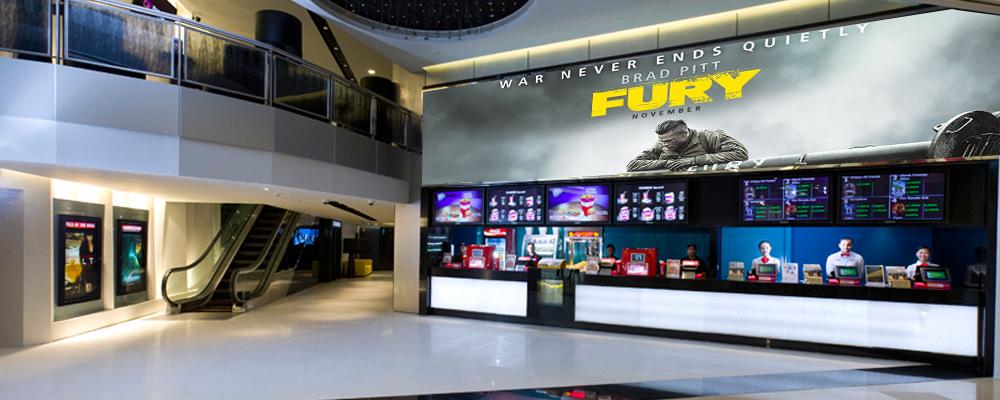 Reel Cinemas Marina Mall , Dubai