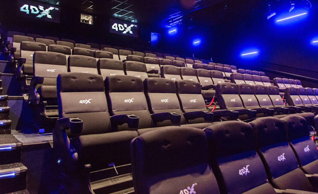 VOX Cinemas City Center Mirdif, Dubai