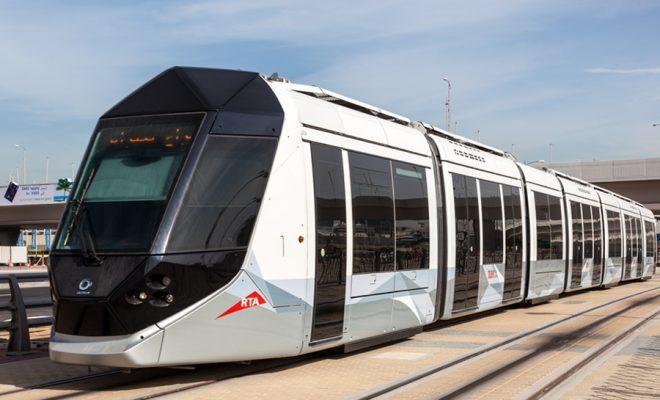 Dubai Tram Fines