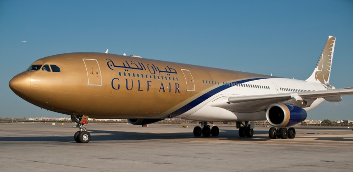 Gulf Air in Dubai