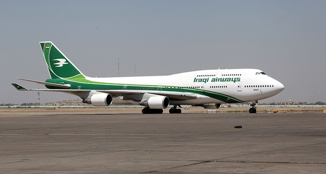 Iraqi Airways in Dubai