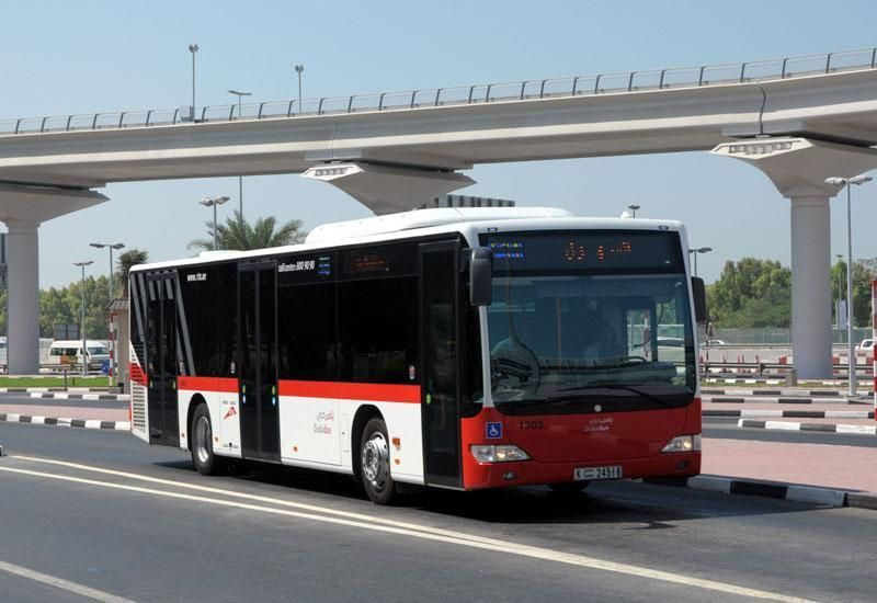 Special buses for visa amnesty seekers in Dubai