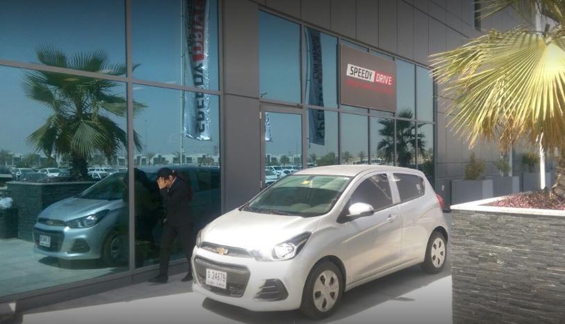 Speedy Drive Car Rental in Ville Breeze, Dubai