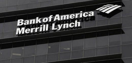 Bank of America Merrill Lynch in Sheikh Zayed road, Dubai