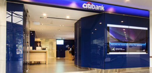 Citibank – Smart Center in Mall of the Emirates, Dubai