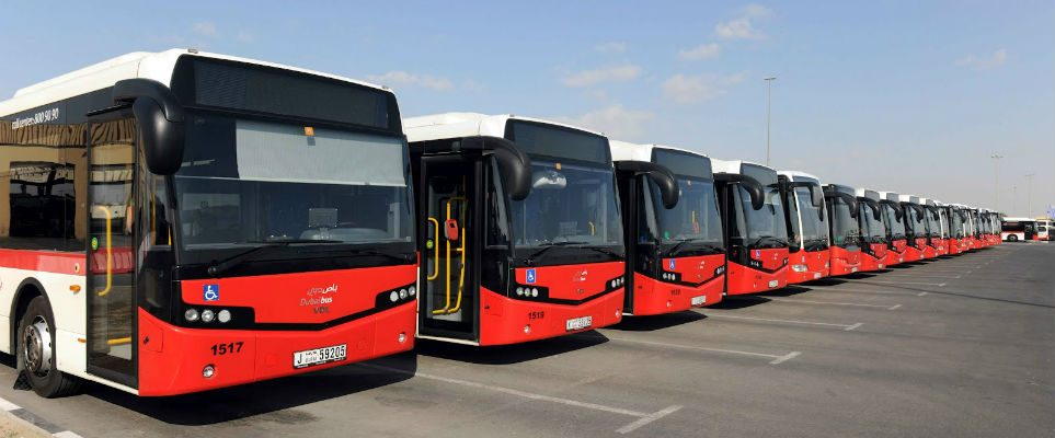 83 Bus Route in Dubai – Time Schedule, Stops and Maps
