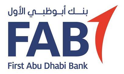 First Abu Dhabi Bank (FAB | NBAD) ATM in Sheikh Zayed road, Dubai