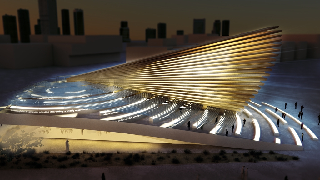 Video: UK Pavilion design for Expo 2020 unveiled