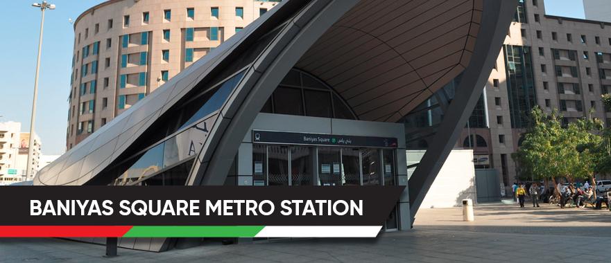 Baniyas Square Metro Station