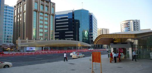 Deira City Centre Metro Station