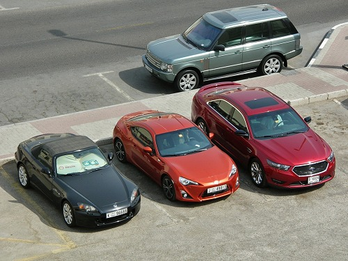 Don't Park in the Wrong Place - How to Avoid A Traffic Fine in Dubai