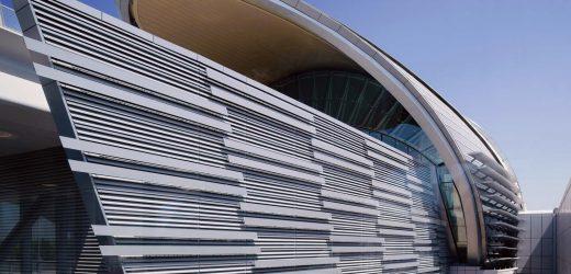 Metro stations in Dubai