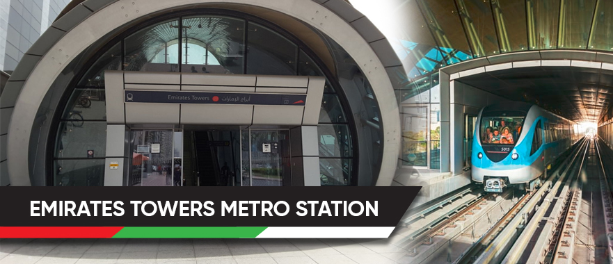 Emirates Towers Metro Station