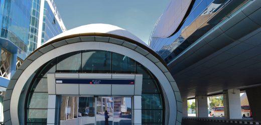 GGICO Metro Station