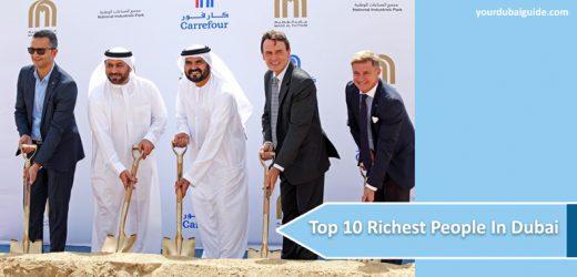 Top 10 Richest People In Dubai