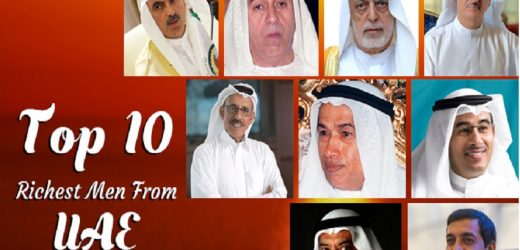 Top 10 Richest People In Dubai