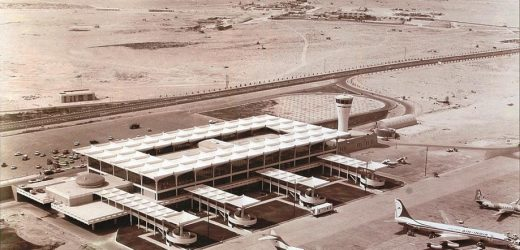 Photos: Timeline of Dubai Airport