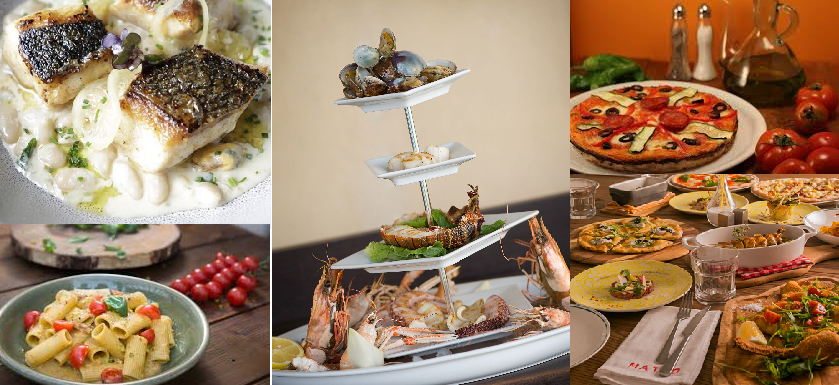 Best Italian restaurants in Dubai