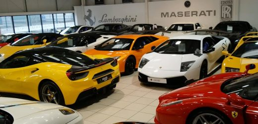 Devacars parking – Car Dealer | Showroom in Deira, Dubai