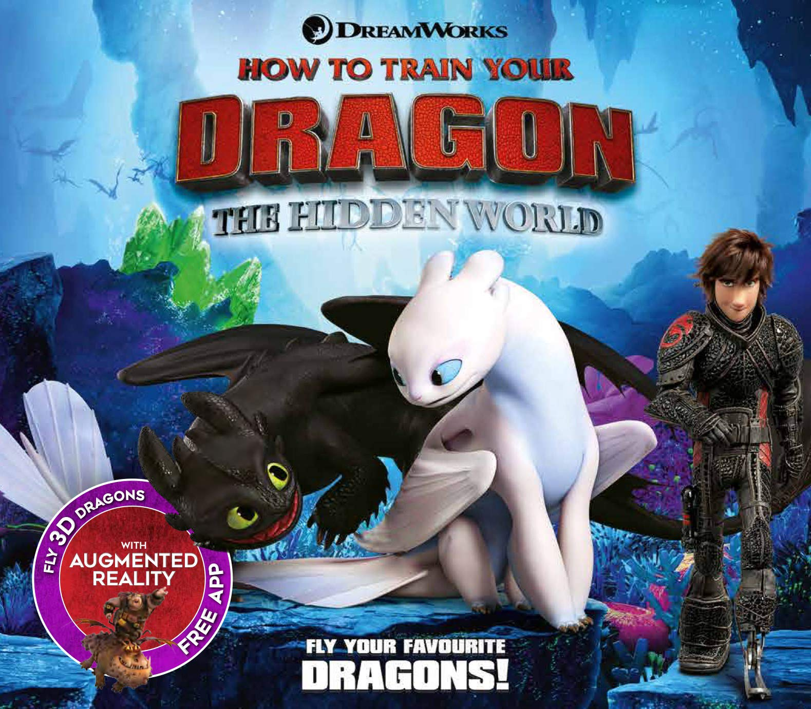 How to train your dragon 3 showtimes near me