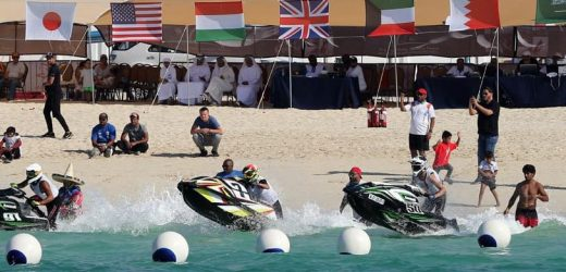 UAE Aquabike Championship 2019