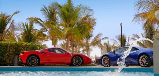 Supercharge Your Stay In Ras Al Khaimah With Supercar Drive