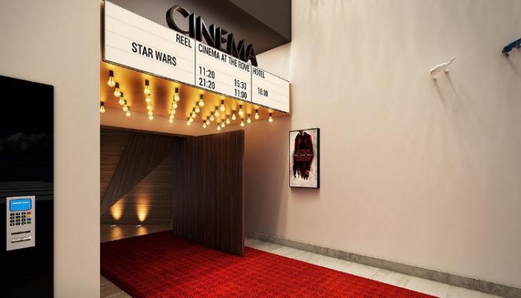 Reel Cinemas Rove Downtown, Dubai