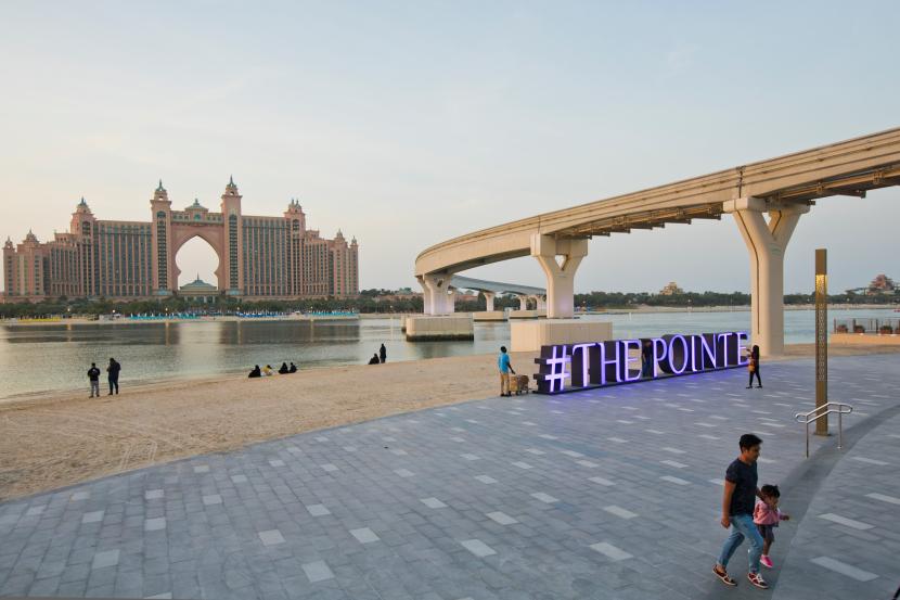 Reel Cinemas The Pointe, Dubai