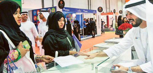 UAE Firms Hiring at Three-day Job Fair