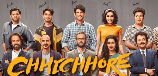 Chhichhore- Hindi Movie in Dubai