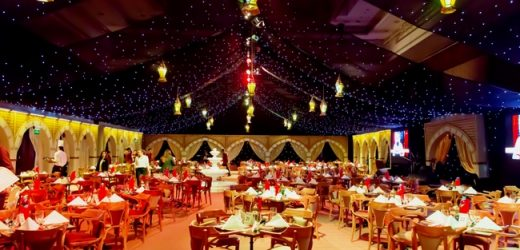New Smoking Rules For Ramadan Tents