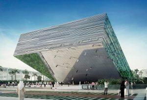Saudi Arabia Pavilion in Dubai Expo 2020