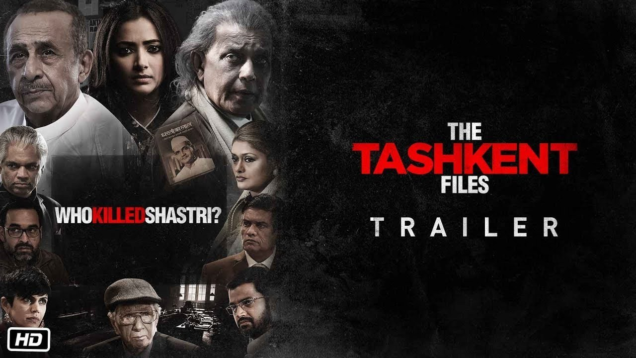 The Tashkent Files-Hindi  Movie in Dubai