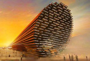 UK Pavilion in Dubai Expo 2020
