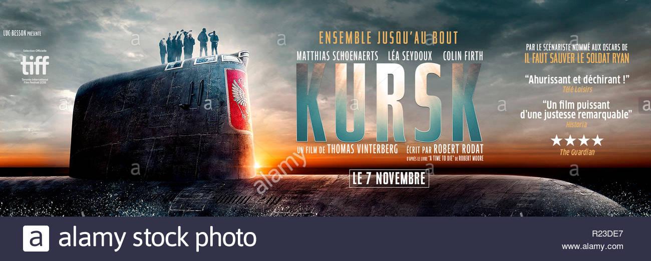 Kursk- English Movie in Dubai - Your Dubai Guide