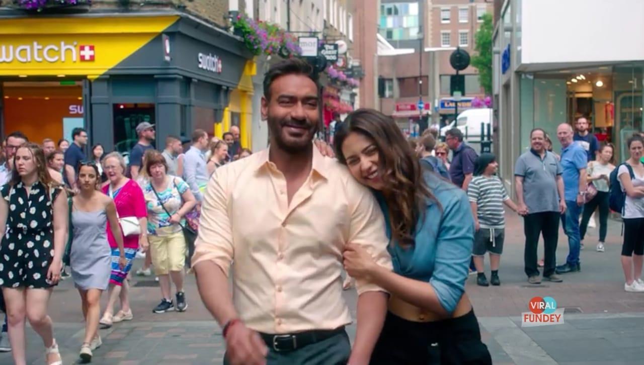 De De Pyaar De-Hindi Movie in Dubai