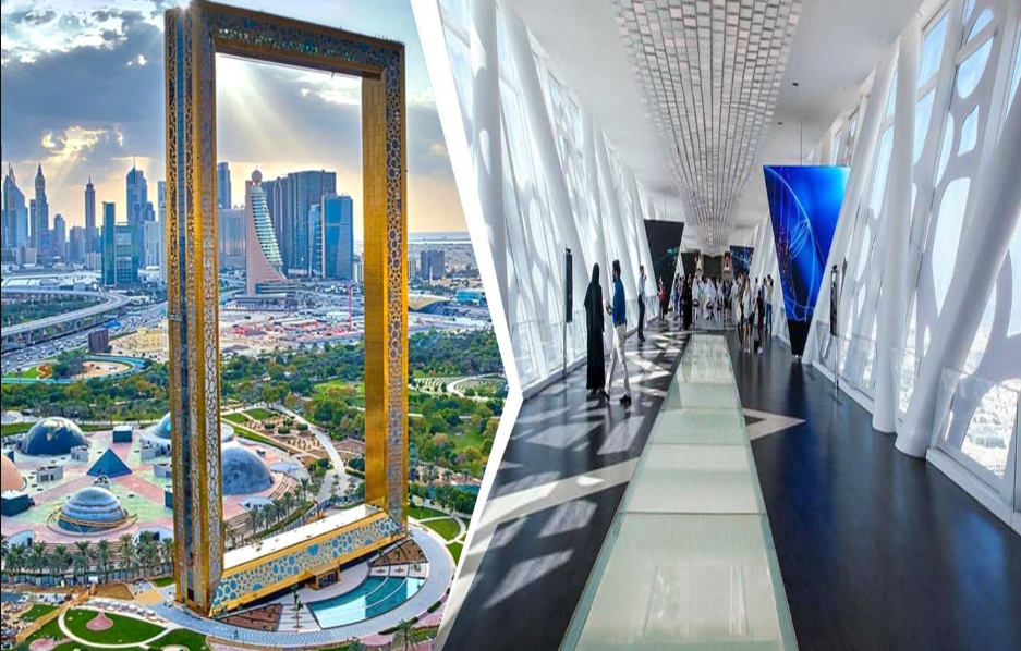 Dubai Wins Another Guinness World Record With Dubai Frame