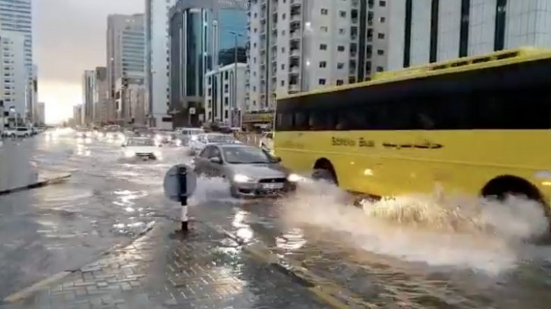 More Heavy Rain and Thunderstorm in Dubai This Week