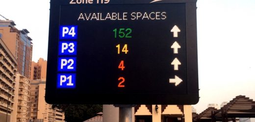 RTA's Smart Parking System Makes It Easy To Find Parking Spots