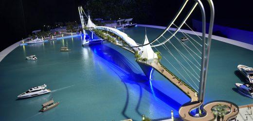 Suspended Sky Garden Set to Transform Dubai Creek; London-style!