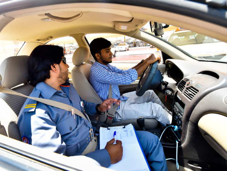 Now UAE Driving Classes in India