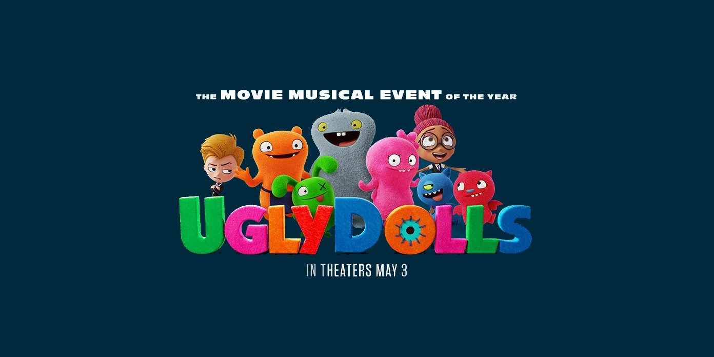 Ugly Dolls-English Movie in Dubai