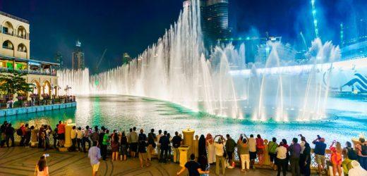 When to Watch Dubai Fountain Special Shows in Ramadan