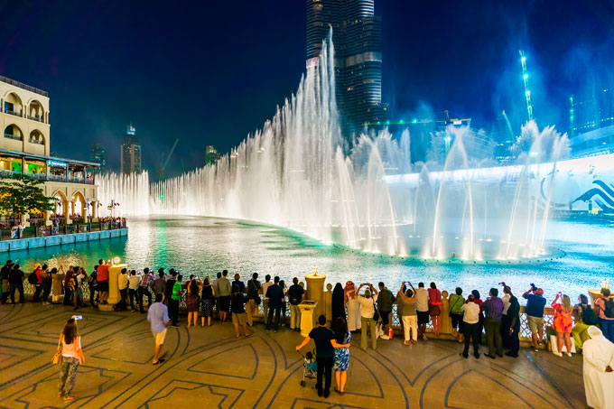 When to Watch Dubai Fountain Special Shows in Ramadan