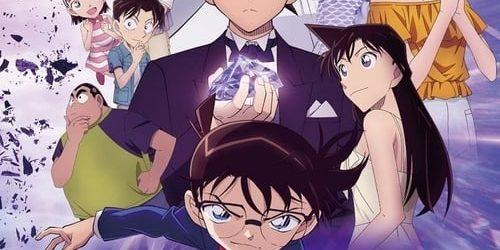 Detective Conan: The Fist of Blue Sapphire-Other Movie in Dubai