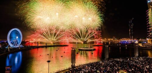 Eid Al Fitr Celebrations in UAE
