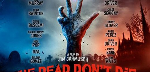 The Dead don't die- English Movie in Dubai