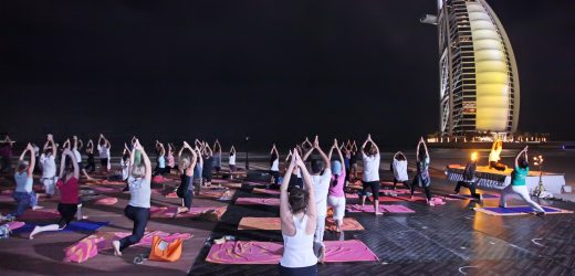 Yoga Enthusiasts in UAE Gear Up to Celebrate International Yoga Day